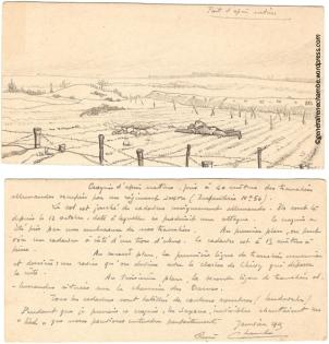 Dessin 3 janvier 1915 copie