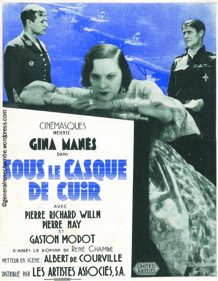 Sous le casque de cuir_film 1931_dossier de presse1 copie