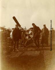 René Chambe - Pelletier-Doisy - MS 12 - avril 1915-1