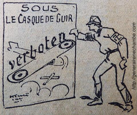 René Chambe - censures film Sous le casque de cuir - Echo de Paris 25mars1933 -2.jpg