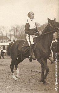 René Chambe - 10e hussards - Saumur Mi-carême 1913
