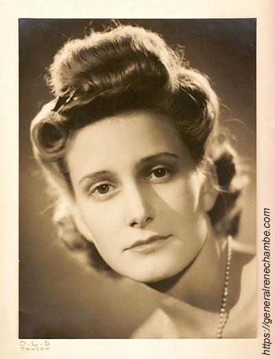 René Chambe - Dolly en novembre 1942