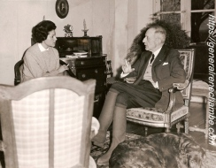 René Chambe - Avec Daniel Dordet Limousin Magasine 1962