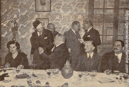 René Chambe - Gd Prix littéraire ACF 1936