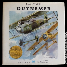René Chambe - Guynemer ill Geo Ham Ed Marcus 1949
