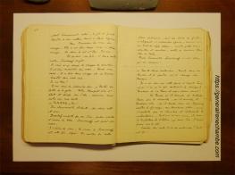 René Chambe - Sous le casque de cuir - manuscrit 2