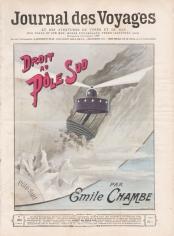 René Chambe - Emile Chambe Droit au pôle Sud