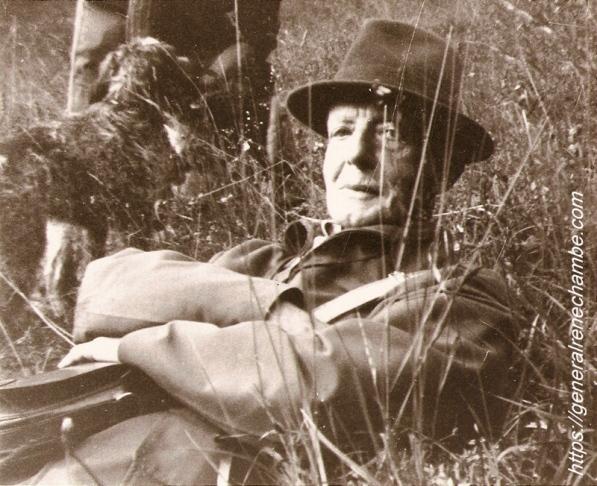René Chambe - chasse au coq de bruyère Vanoise c1960