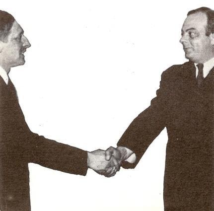 René Chambe - Avec Antoine de Saint Exupéry en 1936
