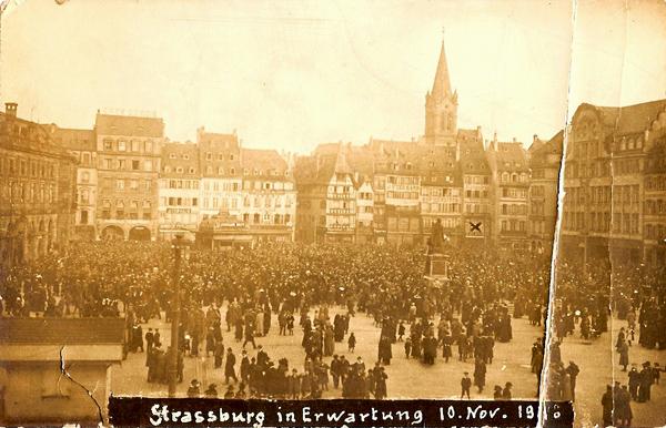 René Chambe - Strasbourg 22 novembre 1918 -1