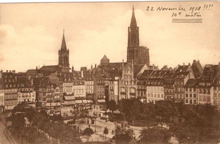 René Chambe - Strasbourg 22 novembre 1918 -2