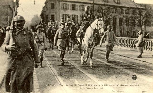 René Chambe - Strasbourg 22 novembre 1918 -3
