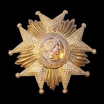 rené chambe - grand officier légion d'honneur 1953