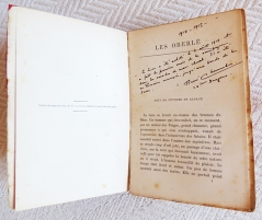 René Chambe - René Bazin livre Les Oberlé 1901