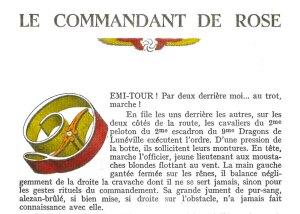 René Chambe - Le commandant de Rose - Dynamo 1967 détail 2