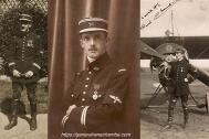 René Chambe - 20e dragons et escdrille MS 12 1915