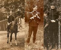 René Chambe - 20e régiment dragons et escdrille D6 1914 1915