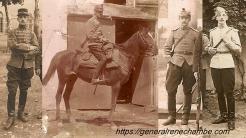René Chambe - 2e classe brigadier maréchal des logis 10e régiment hussards