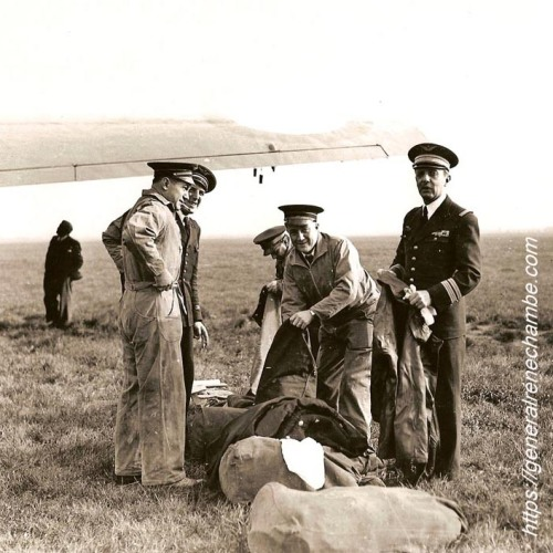 rené chambe - 35e escadre de bombardement lyon bron 1938