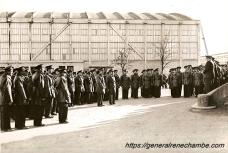 René Chambe - Lyon-Bron ou Istres nov 1938