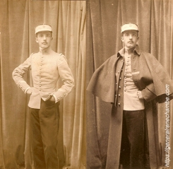 René Chambe - maréchal des logis 10e régiment hussards tarbes