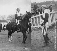 René Chambe - uniforme monténégrin carnaval Verrie Saumur avr 1913