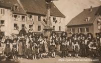 René Chambe - Alscace Niedernai ou autre nov déc 1918