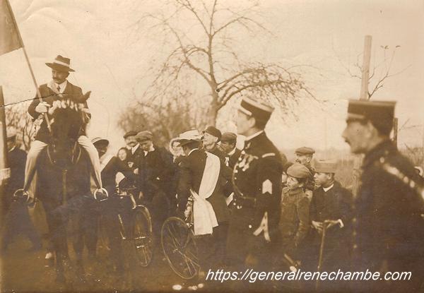 René Chambe - Niedernai 2décembre1918
